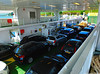 Scotland West Highlands Argyll the car deck of the ferry Loch Shira at the island of Cumbrae 28 May 2018 by Anne MacKay (Anne MacKay images of interest & wonder) Tags: scotland west highlands argyll caledonian macbrayne calmac car deck ferry loch shira island cumbrae xs1 28 may 2018 picture by anne mackay