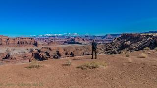 Canyonlands Shafer Trail 02-24-2018