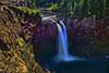 Snoqualmie Waterfall, 6501 Railroad Ave SE Snoqualmie, Washington, USA (Jorge Marco Molina) Tags: snoqualmiewaterfall 6501railroadavesesnoqualmie washington usa geology rocks scenic longexposure