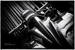 Ferrari (rhfo2o - rick hathaway photography) Tags: rhfo2o canon canoneos7d beaulieu beaulieumotormuseum hampshire nationalmotormuseum ferrari f310 michaelschmacher f1 blackandwhite mono motorsport