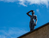 Gormley Statue 1.jpg (uplandswolf) Tags: statues anthonygormley peterborough cambridgeshire cambs