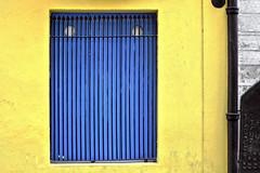Obispo (emerge13) Tags: colorful colors cuba havana havane lahabanavieja lahabanaviejacuba minimal minimalist architecturedetails yellow blue yellowandblue colours minimalistmondays