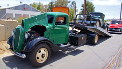 050618 33rd Annual Antique Truck Show 102 (SoCalCarCulture - Over 44 Million Views) Tags: socalcarculture socalcarculturecom show sal18250 car california perris orange empire railway museum aths antique truck dave lindsay