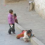 Tibetan Children at Play thumbnail
