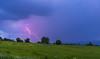 Naturens eget fyrverkeri (steffen kjonnas) Tags: lightning lyn thunderstorm thunder norway visitnorway brøttum