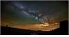 Melkweg met een hint of air glow (nandOOnline) Tags: frankrijk auvergne folgoux fotografie lafougeraie landschapsfotografie masterclass workshop airglow melkweg sterren wolken