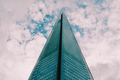 the shard. (Virginia Gz) Tags: theshard southwark london england unitedkingdom uk greatbritain architecture skyscraper europe