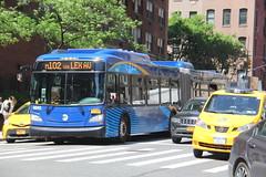 IMG_8161 (GojiMet86) Tags: mta nyc new york city bus buses 2017 xd60 6043 m102 lexington avenue 34th street
