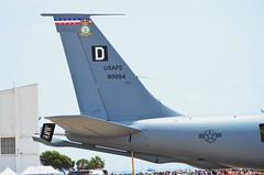Boeing KC-135 Stratotanker (75 AÑOS AGA) ESPAÑA/SPAIN (DAGM4) Tags: regióndemurcia usafe eeuu boeingkc135stratotanker academiageneraldelaire aga 2018 75años aniversario kc135 españa europa espagne europe espanha espagna espana espanya espainia spain spanien militar military