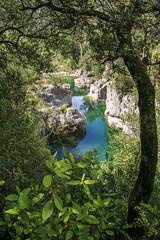 Gorgs (Miquel Lleixà Mora [NotPRO]) Tags: river gorgs riu natura lansdcape paisatge water