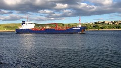 Shannon Fisher - Aberdeen Harbour Scotland - 18/6/2018 (DanoAberdeen) Tags: shannonfisher aberdeen amateur aberdeenscotland abdn aberdeenharbour aberdeencity candid clouds vessels video mpeg iphonevideo iphone8plus iphoneography cargoships shipspotting danoaberdeen danophotography caledonia 2018 4k seafarers maritime psv harbour seaport offshore grampian tug oilrigs autumn summer winter spring cloudporn scotland fittie footdee fishershippingservices oiltanker 18m25c geotagged scottishwaters granitecity northeastscotland workboats ships boats blue oilships northsea northeastsupplyships northseasupplyships scottishwater torry metal sealife lifeatsea sky water abz nikond750 tugboat shipping vessel boat ship sea oil industry merchantships
