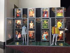 Entertainment, Battle of the Sexes, Costume and Prop Display