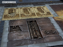 Sector Imperialis Board (whitemetalgames.com) Tags: games workshop sector imperialis board warhammer game tiles 000wmgwhitemetalgameshobbycommissionpaintedpaintingserviceservicesraleighnc gold level