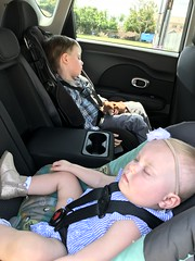 """Paul and Dani Asleep in the Car • <a style=""""font-size:0.8em;"""" href=""""http://www.flickr.com/photos/109120354@N07/42387423592/"""" target=""""_blank"""">View on Flickr</a>"""
