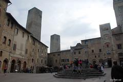 Сан-Джиміньяно, Тоскана, Італія InterNetri Italy 395