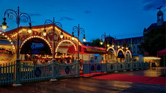 The circus is coming to town (Norbert Clausen) Tags: thebluehour bluehour roncalli langzeitbelichtung longexposure