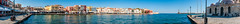 Chania, Crete (Kevin R Thornton) Tags: d90 crete travel architecture mediterranean greece panorama harbour chania nikon gr