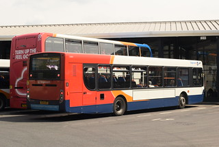 SCNL 22763 @ Lancaster bus station