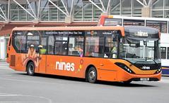 YX66WML Trent Barton 161 (martin 65) Tags: trent transport travel road e200 mmc barton buses bus vehicle nottinghamshire mansfield nines public group