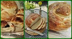 Rustic loaf...The Staff of Life....aka bread, broa, brod, pao, pan, pain, pane,brood, bara, brot, kruh.... (Anni - with camera -) Tags: bread brod broa pao pan pain pane brood bara brot wheatflour barossavalley australia chocolate
