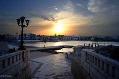 Otrante, Les Pouilles, Italie. (jpto_55) Tags: otrante lespouilles italie coucherdesoleil soir xe1 fuji fujifilm ciel voigtlander voigtlander15mmf45superwideheliarii