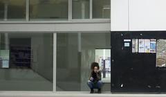 University Pompeu Fabra, Campus Ciutadella, Barcelona. (heraldeixample) Tags: heraldeixample barcelona bcn spain espanya españa spanien catalunya catalonia cataluña catalogne catalogna vilaolimpica olympicvillage 1992 1992games jocs1992 juegos1992 jjoo1992 upf universitat universidad university estudiants estudiantes students fabra pompeufabra noia girl chica fille menina mädchen merch cailín ragazza pige девушка fată 女の子 jente 女孩 κορίτσι ngc nationalgeographic albertdelahoz