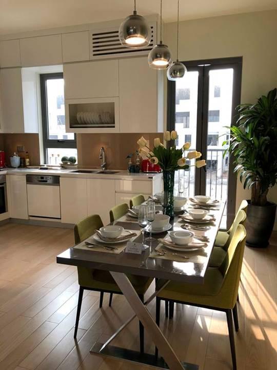 Trải nghiệm không gian sống mới tại Dự án The Manor Central Park