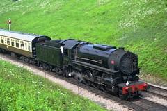 USATC S 160 (Gerry Rudman) Tags: usatc s160 churnet valley railway gloucester warwickshire 5197 lima locomotives ohio toddington staffordshire