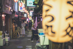 NONBEI YOKOCHO (ajpscs) Tags: ajpscs japan nippon 日本 japanese 東京 tokyo city people ニコン nikon d750 tokyostreetphotography streetphotography street seasonchange spring haru はる 春 2018 shitamachi night nightshot tokyonight nightphotography citylights tokyoinsomnia nightview tokyoyakei 東京夜景 lights hikari 光 dayfadesandnightcomesalive alley othersideoftokyo strangers urbannight attheendoftheday urban walksoflife shibuyanonbeiyokocho