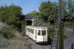 Travaux sur la ligne (Tim Boric) Tags: strépy bracquegnies tram tramway streetcar strassenbahn buurtspoorweg buurtspoorwegen vicinal vicinaux interurban überlandbahn nmvb sncv types 10269