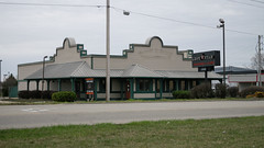 Former Lone Star - Anderson, IN (Nicholas Eckhart) Tags: america us usa anderson indiana in 2018 restaurant steakhouse former closed vacant empty shuttered lonestar