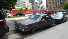 1987 Lincoln Continental (R36 Coach) Tags: lincolncontinental lincoln 1987 givenchy