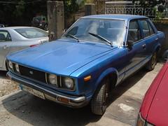 1980 Toyota Carina (Alpus) Tags: toyota carina rare car classic japanese retro june 2017 beirut lebanese