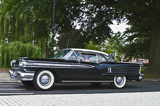 Oldsmobile Super 88 Holiday Coupé 1958 (2733)