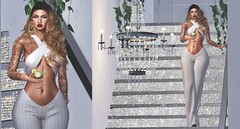 #485 Confidently Lost… (|| Bonnii Hendes || Blogger || Decorator) Tags: rosary an lar doux chicchica