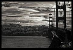 The Golden Gate Bridge 2 (Oscardaman) Tags: the iconic bridge ira moment san francisco golden gate
