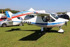 G-OASA_01 (GH@BHD) Tags: goasa flightdesign ctsw flightdesignctsw pophammicrolighttradefair2018 pophamairfield popham microlight aircraft aviation