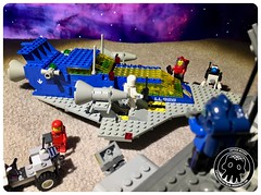 50-05 View From Above (captainmutant) Tags: afol classic space lego ideas legospace legography photography minifig minifigs minifigure minifigures moc sciencefiction science fiction scifi exploration brickography toy custom