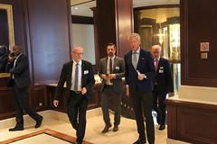 07-06-2018 Exclusive Luncheon with Secretary of State Pieter De Crem - DSC08923