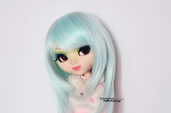 Adara - Pullip Prunellla (·Yuffie Kisaragi·) Tags: doll pullip prunella adara obitsu rewigged rechipped