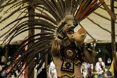 Aztec dancer (Real_Aragorn) Tags: aztec dancer pow wow frankfurt powwow
