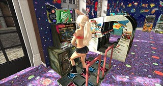 Arcade Pitstop