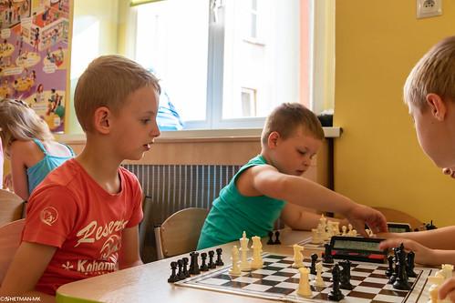 X Szachowe Mistrzostwa Przedszkola Miejskiego Nr 6-5