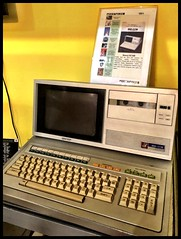 Sharp MZ 80B (ialeksova) Tags: croatia rijeka museum computers hrvatska