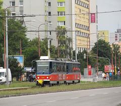 Tatra T6A5, #7949, DP Bratislava (transport131) Tags: tram tramwaj dp bratislava tatra t6a5