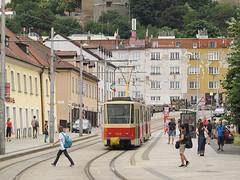 Tatra T6A5, #7945, DP Bratislava (transport131) Tags: tram tramwaj dp bratislava tatra t6a5