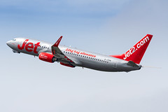 G-JZHB Jet2 Boeing 737-8K5 (buchroeder.paul) Tags: gjzhb jet2 boeing 7378k5 bhx egbb birmingham international airport united kingdom europe departure