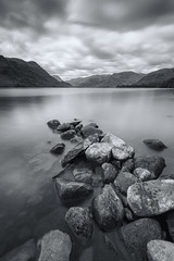 Ullswater rocks (alexcalver) Tags: ngc lake canon80d landscape lakedistrict cumbria ullswater