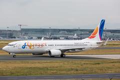 SU-TMH (Daniel Hobbs | Spot2Log) Tags: airport aircraft aviation frankfurt eddf fra flyegypt boeing 737