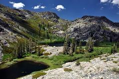 Loney Lake (SILBECL) Tags: loneylake mountain lake california sierra landscape nature absolutelystunningscapes